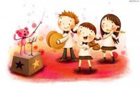 Przedszkolna orkiestra