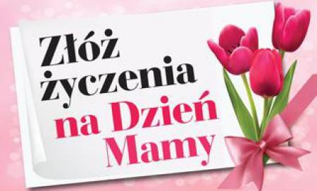 EDUKACJA DOMOWA - DZIŚ ŚWIĘTO MAMY
