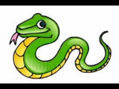 Zabawa z wężem