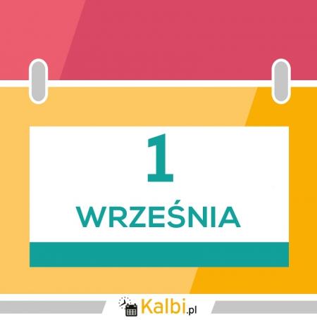 Pismo Burmistrza Miasta Węgrowa na rozpoczęcie roku szkolnego