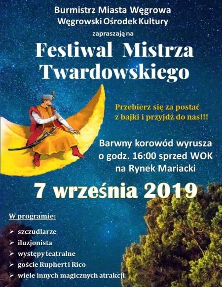 Festiwal Mistrza Twardowskiego