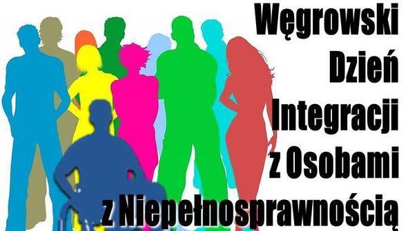 Węgrowski Dzień Integracji z osobami z Niepełnosprawnością