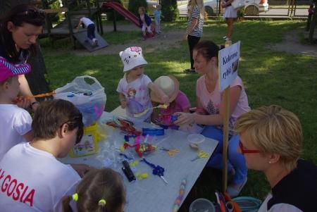 Jarmark Sztuki Dziecięcej
