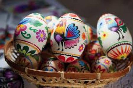 Pisanki, pisanki, jajka malowane