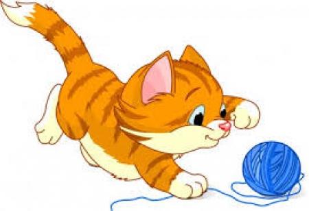 Zapraszam Cię do zabawy w kotka